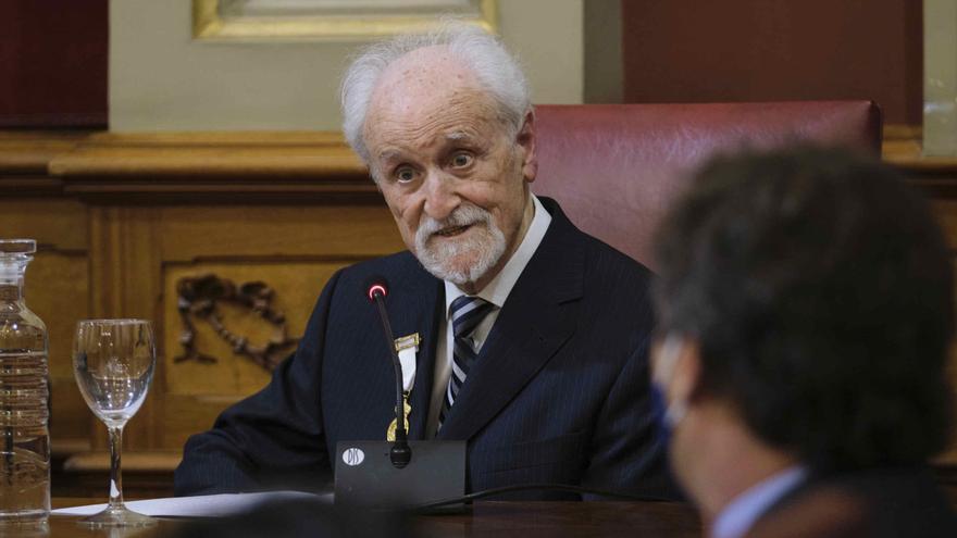 Santa Cruz entrega su Medalla de Oro al músico Armando Alfonso López