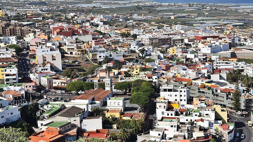 Muvisa construirá cinco viviendas industriales en un solar de Tejina
