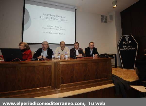 GALERÍA  Asamblea del Colegio de Farmacéuticos de Castellón