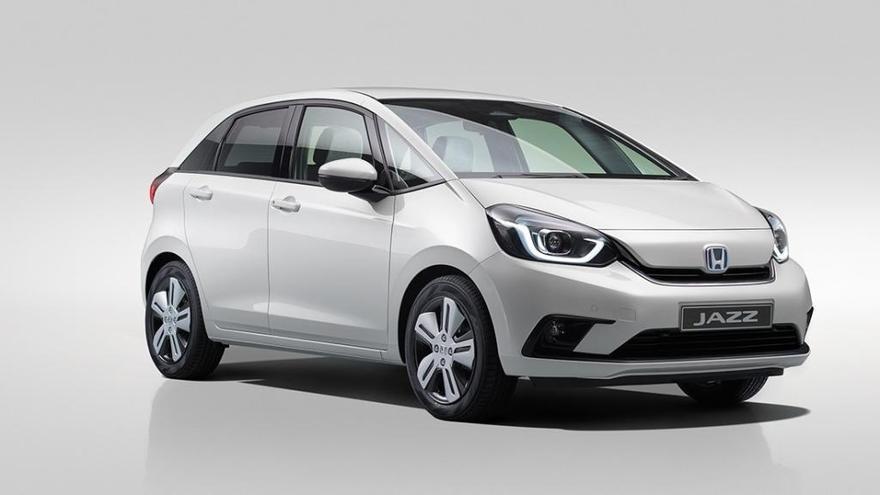 El nuevo Honda Jazz híbrido llegará a España en verano