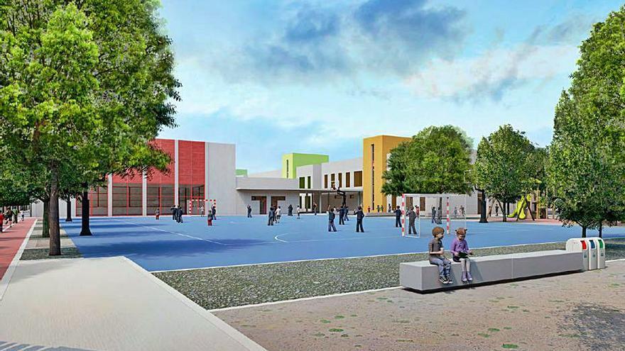 Mislata adjudica las obras del nuevo colegio María Moliner