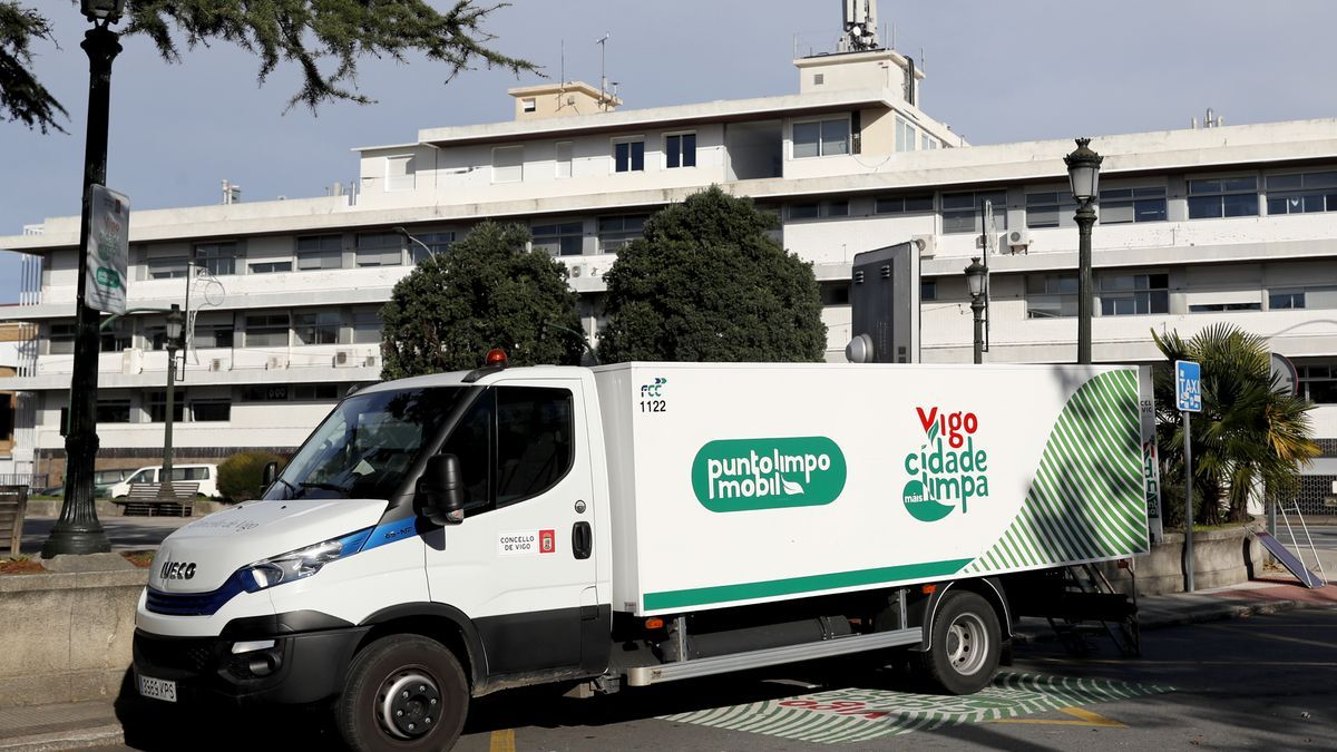 """A reciclaxe diferenciada """"móvese"""" polas rúas de Vigo durante todos os días do ano"""