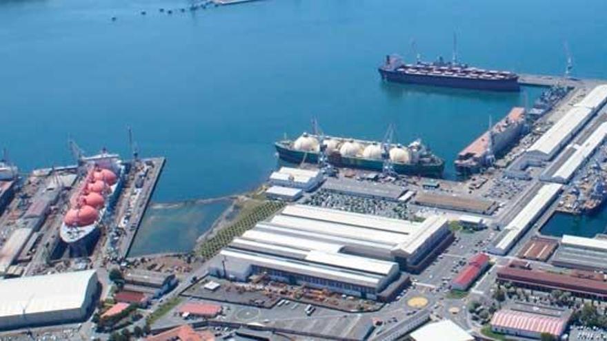 Navantia Ferrol acaba las pruebas del buque para Australia y se queda sin carga de trabajo