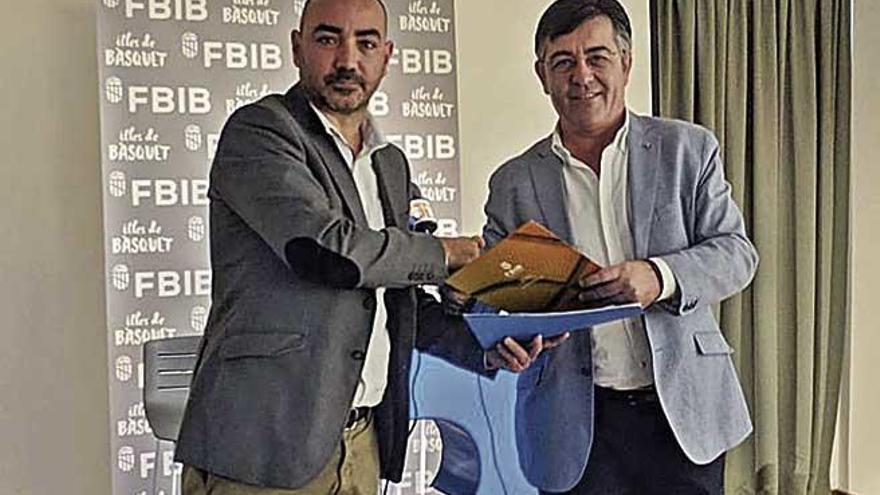 La Federación Balear firma un acuerdo con B the travel brand