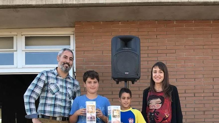 Premi Internacional per a dos nens de Castelló d'Empúries