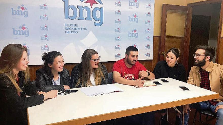 Manuela Pereira Enríquez lidera la nueva etapa de Galiza Nova en Lalín