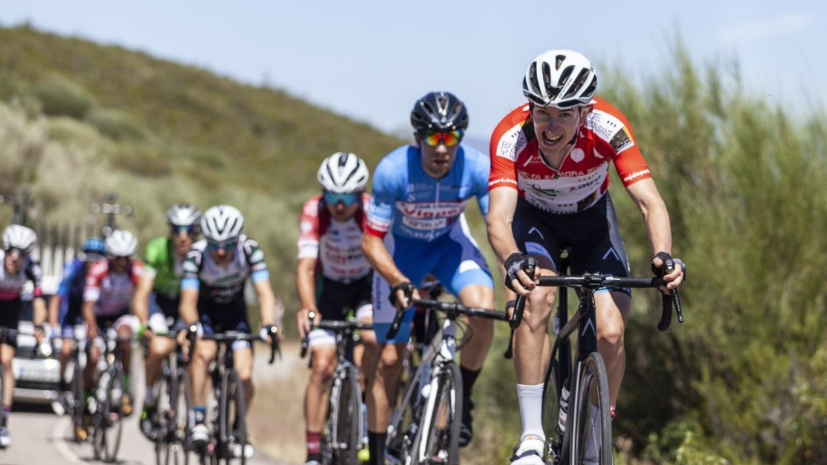 Imagen de la Vuelta Ciclista a Zamora