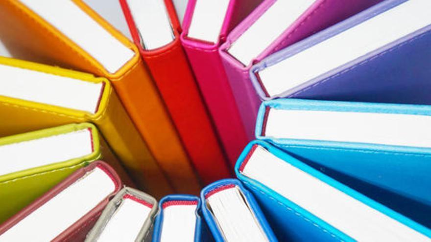 Cómo forrar libros con éxito, paso a paso
