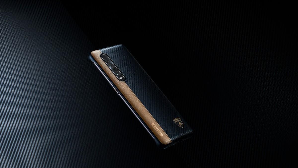 Oppo y Lamborghini se unen para hacer el móvil más exclusivo y potente
