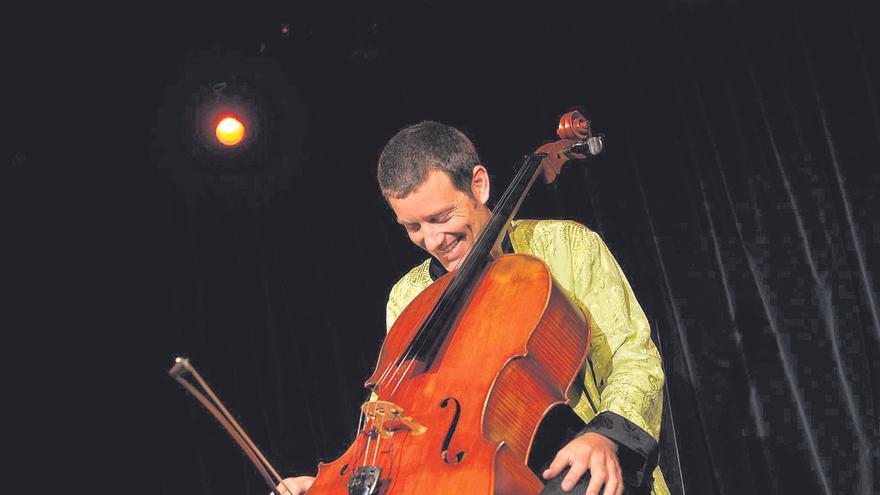 Matthieu Saglio Quartet, ocho artistas sobre un escenario donde brillará el violonchelo