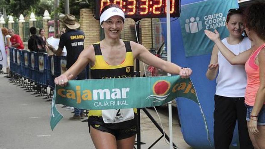 Nuevo triunfo de Borredá y Sarrión, que vencen en la carrera de la Albufera