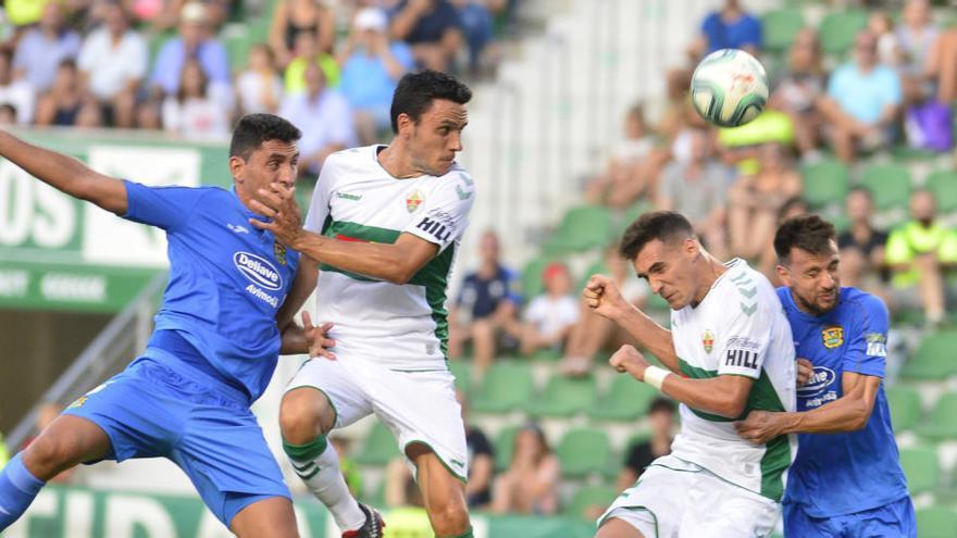 El Elche va a disputar su primer partido de su historia en Fuenlabrada