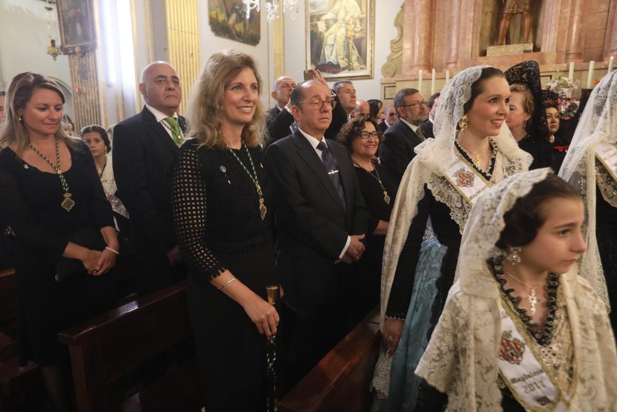 El homenaje de Castellón a la Verge del Lledó