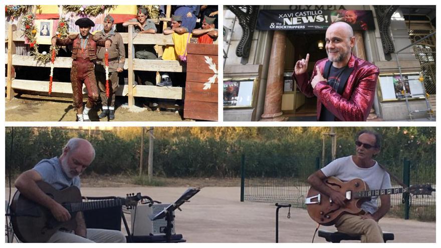 Berlanga, jazz, Xavi Castillo o festival de cortos: la oferta cultural de Almassora hasta final de año