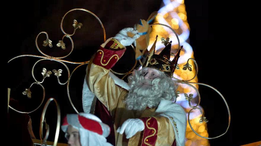 Cabalgata de Reyes a través de Internet en Cartagena