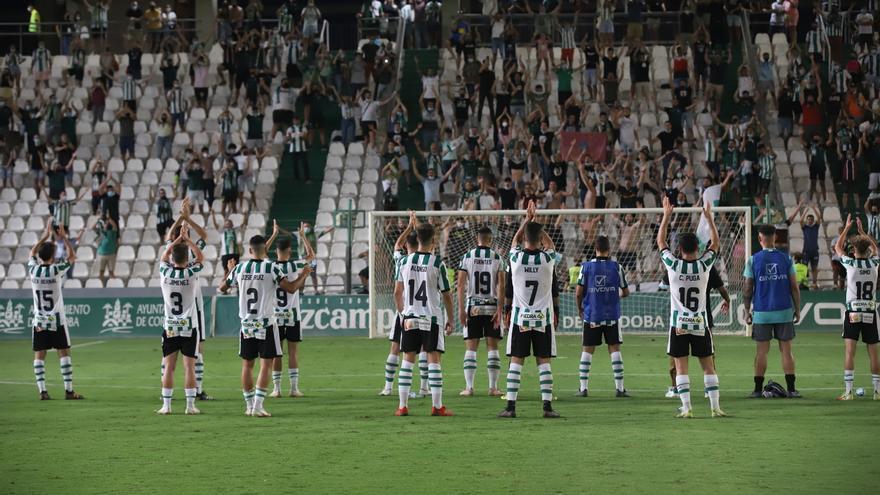 La contracrónica del Córdoba CF-Cádiz B: ¡Qué bueno que volviste!