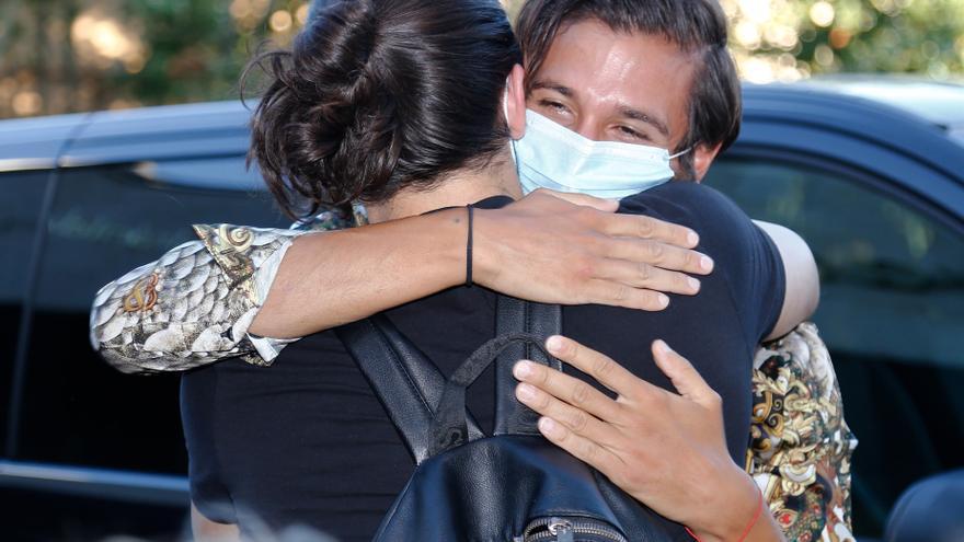 """Gianmarco y su hermano Luca se enfrentan a Rocío Flores: """"El italiano es el ganador del pueblo"""""""