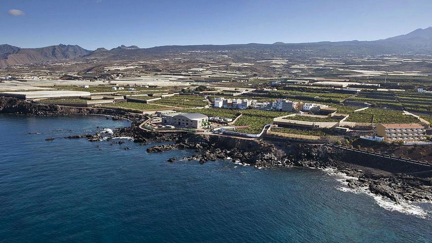 El proyecto del Puerto de Fonsalía naufraga en el Parlamento de Canarias