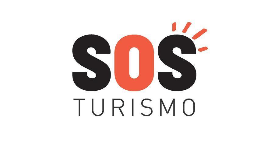 Los hoteleros protestarán con sábanas  de 'SOS Turismo' en sus fachadas