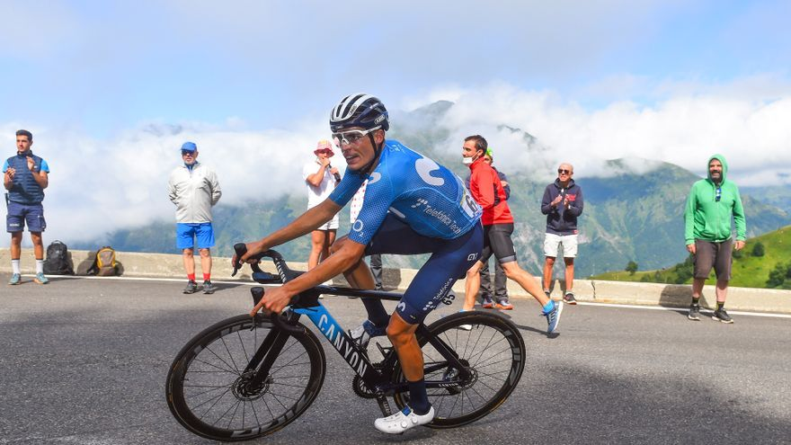 """Enric Mas: """"Creo que puedo ganar la Vuelta"""""""