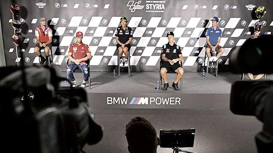 """Joan Mir: """"Tenemos una buena base y una moto competitiva"""""""