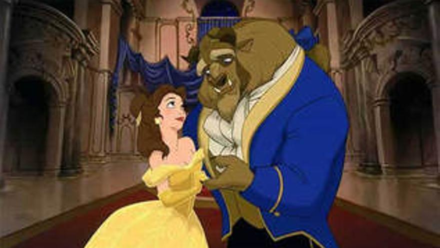 La Bella y la Bestia 3D (1991)