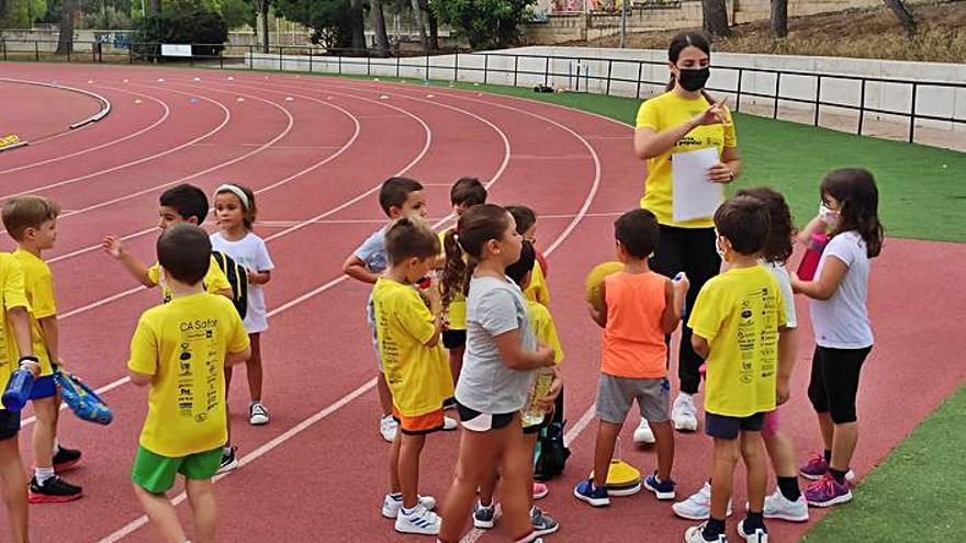 El CA Safor Teika inicia el nuevo curso 2021-2022 con 450 atletas
