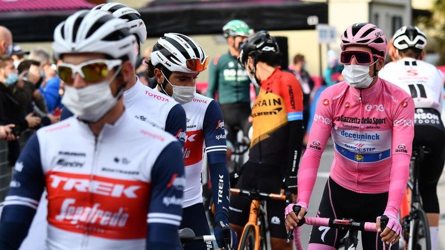 Sigue en directo la etapa de hoy del Giro 2020: Pinzolo - Laghi di Cancano