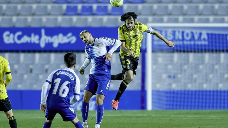 La salvación sube de precio para el Oviedo