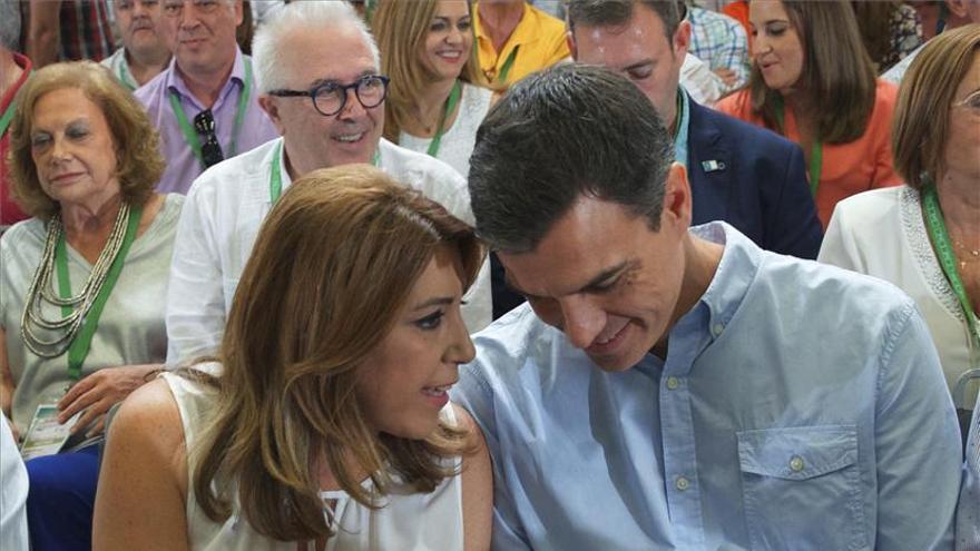 La foto más esperada del 13 Congreso del PSOE-A
