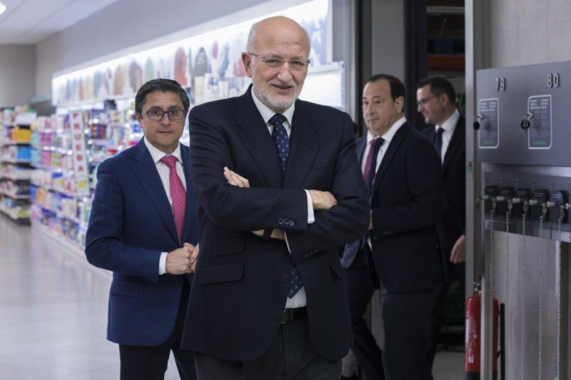 Mercadona sube sus ventas en 2019 y llega a 25.500 millones