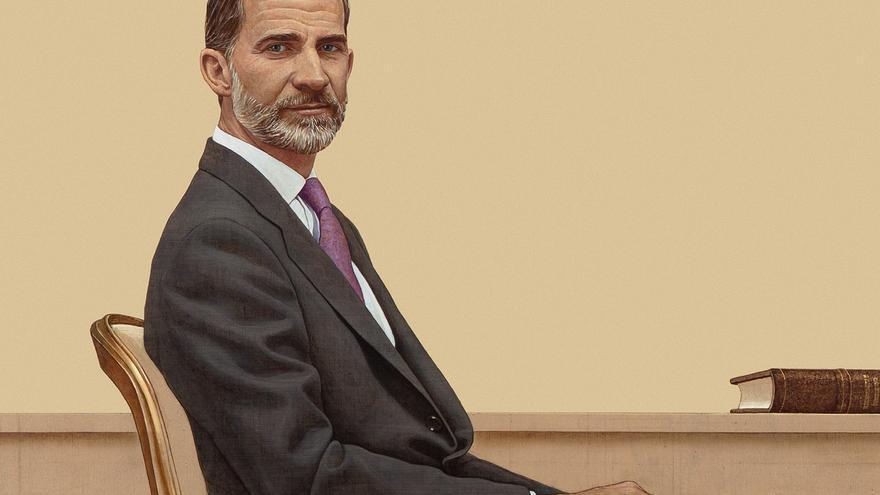 El Rexit de Felipe VI