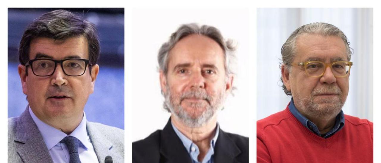 Los concejales que más patrimonio declaran son Fernando Giner, Emiliano García y Ramón Vilar - En el lado contrario, los ediles que menos patrimonio dicen tener son Amparo Picó, Rocío Gil y Lucía Beamud.