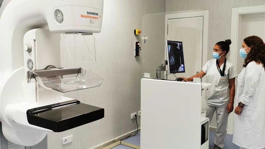 El Costa del Sol incorpora un nuevo mamógrafo que mejora la detección de las lesiones
