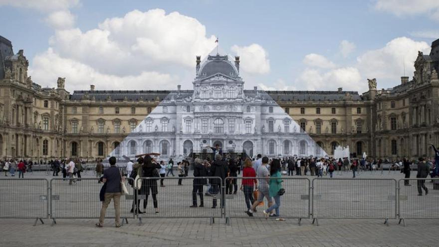 El museo del Louvre bate récord de visitas en 2018