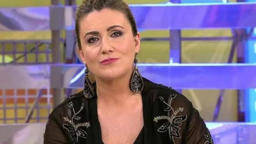 Carlota Corredera tira de ironía para responder a un ataque en redes