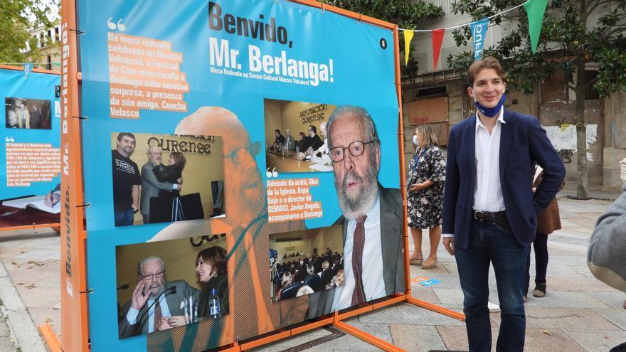 Dos homenajes para Berlanga