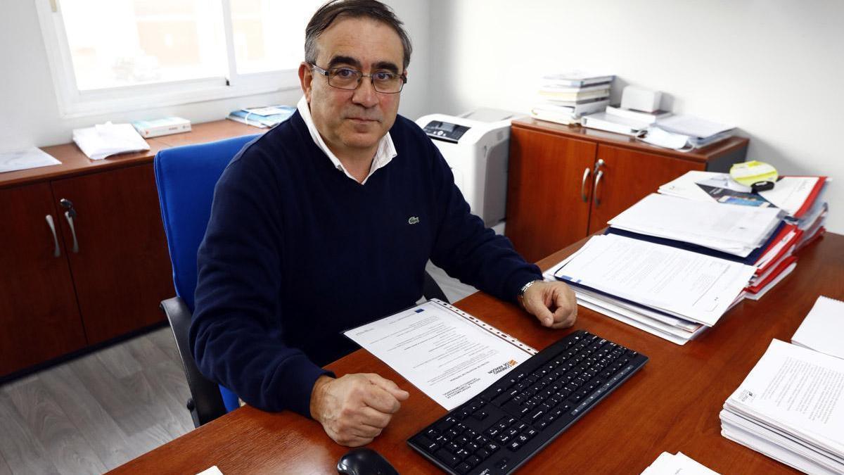 """José Antonio Moliner: """"Tradime no desfallecerá frente a los fraudulentos"""""""