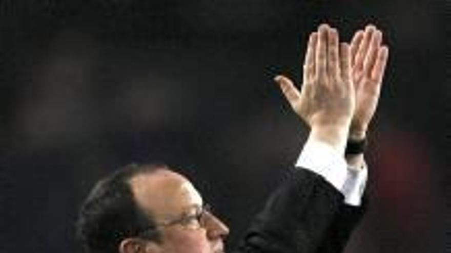 Rafa Benítez examina al Liverpool en la popular jornada del «Boxing day»