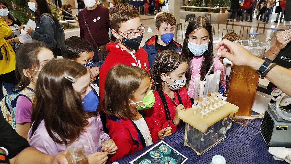 La ciencia, del laboratorio a la calle