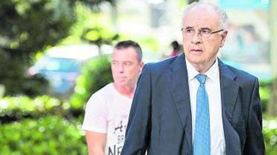 El Tribunal de Cuentas ha embargado 51.250 € de la pensión a Blasco desde 2013