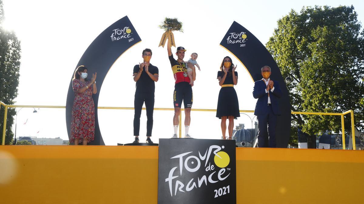 Tour de Francia: Etapa 21