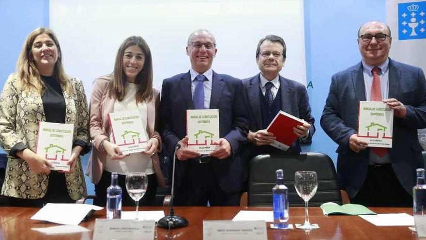 As empresas do sector da xeotermia apostan polo selo de garantía Galicia Calidade