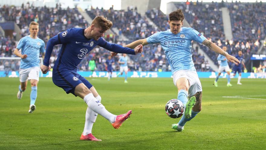 Final de la Champions League: Manchester City - Chelsea