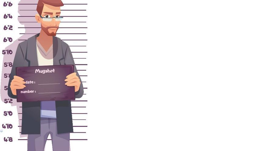 Siempre te perseguirán tus antecedentes policiales