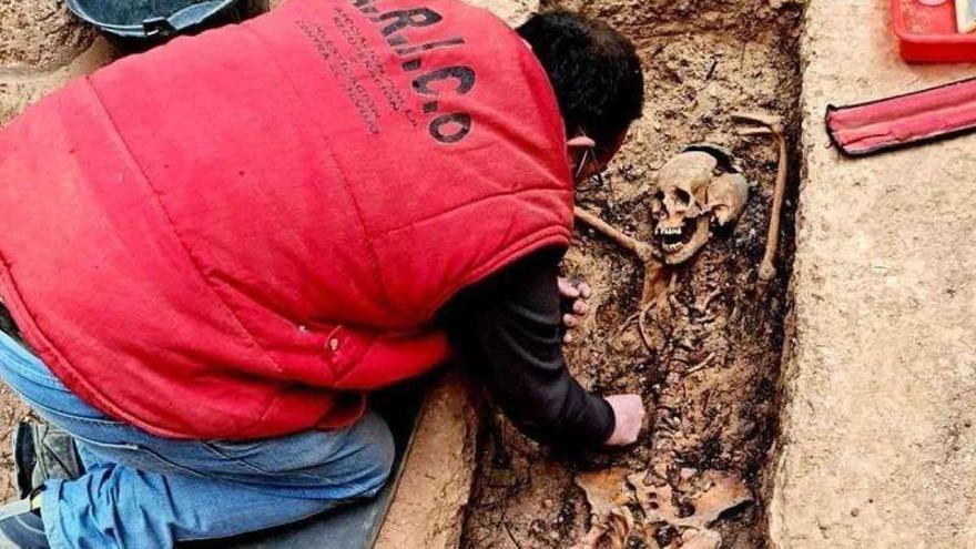 Confirman que los restos exhumados en Zaragoza son de María Domínguez