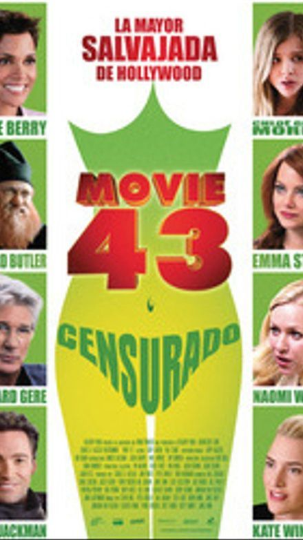 Movie 43: censurada
