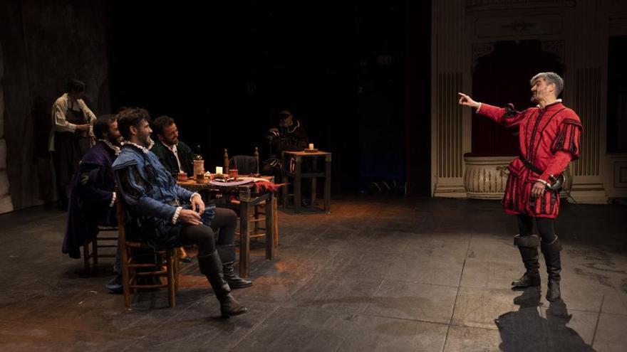 El Teatro Principal de Zamora suspende el Tenorio por causa del toque de queda