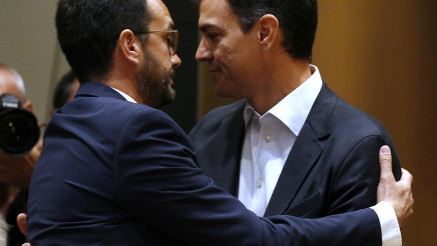 Sánchez ficha a Hernando para la Moncloa y completa el círculo de la unidad