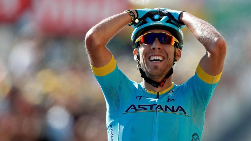 Fraile suma la primera victòria espanyola al Tour 2018